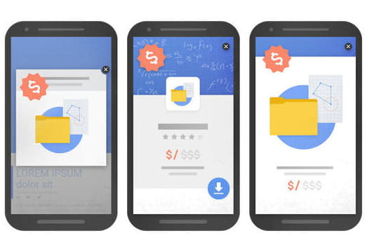 Google détaille sa pénalité SEO contre les interstitiels intrusifs