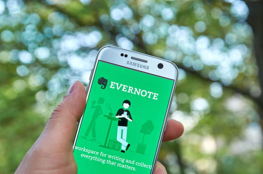 Evernote bascule le back end de son app mobile chez Google