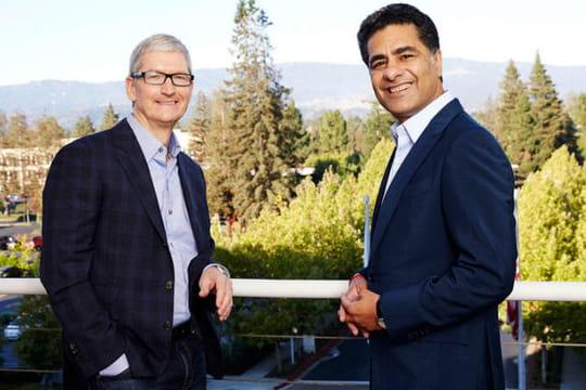 Apple s'allie avec Deloitte pour mieux pénétrer les entreprises