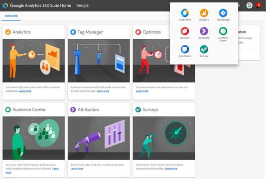 Sondage: Google Survey 360s'intègre à Google Analytics 360