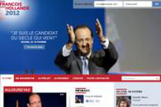 Google Bombing sur François Hollande