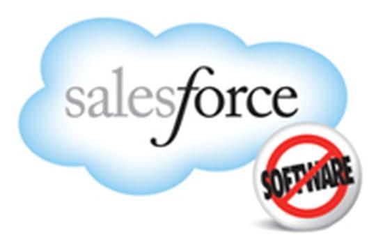 Le chiffre d'affaires annuel de Salesforce en hausse de 37%