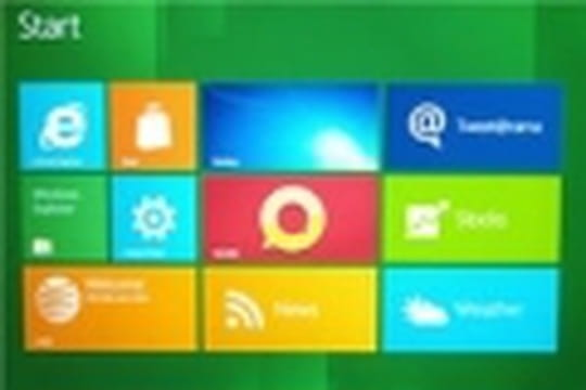 Tablette Windows 8 en entreprise
