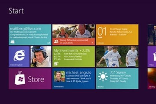 Windows 8 : les premiers projets pilotes en entreprise