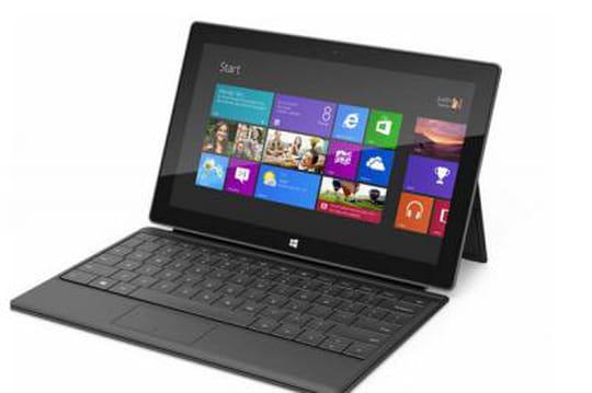 La tablette Surface Windows 8 Pro : une alternative à l'iPad en entreprise ?