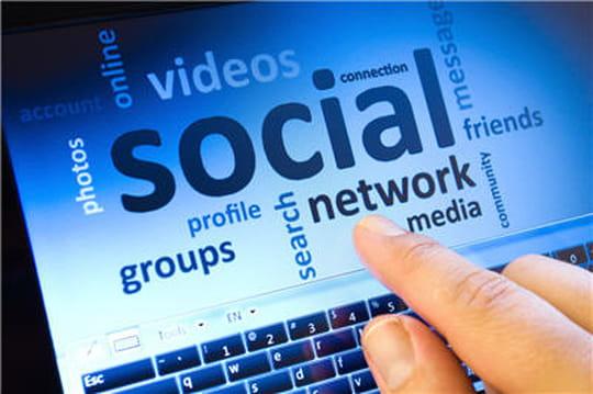Réseau social d'entreprise et charte