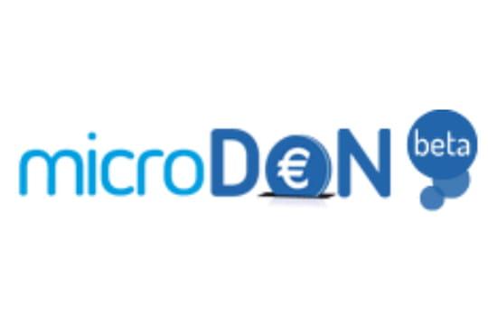 Le site de collecte de dons Microdon.org lève 270000euros