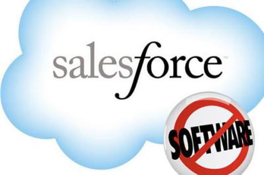 Salesforce victime d'une énorme panne