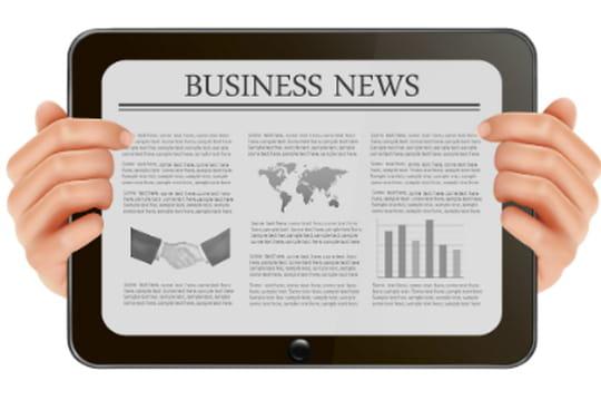 60%des utilisateurs de tablettes les préfèrent à la presse papier
