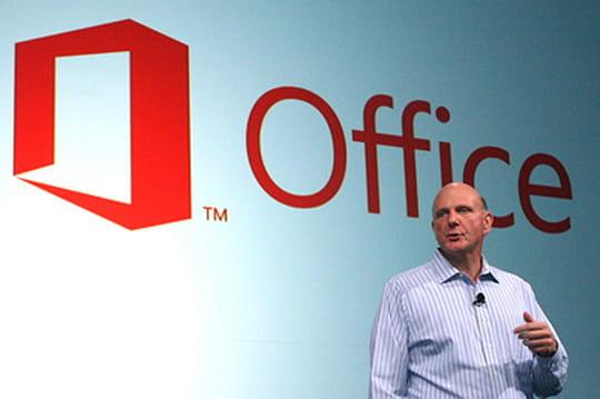 Microsoft Office 2013 : cap sur Windows 8 tactile et le social
