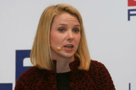 Yahoo débauche Marissa Mayer chez Google et trouve son DG