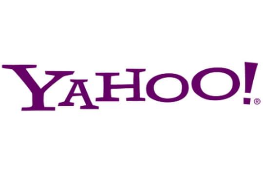 Le chiffre d'affaires trimestriels de Yahoo ne croît plus
