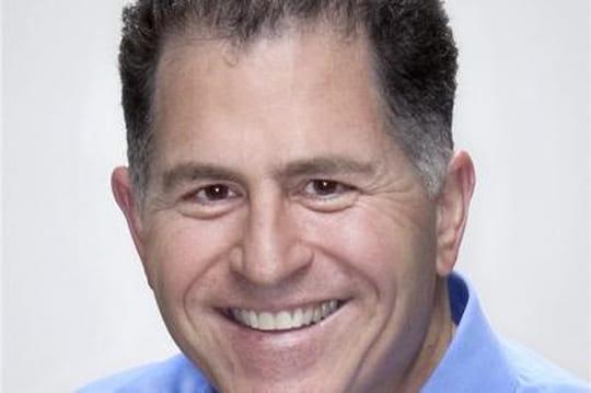 """L'ère """"post-PC"""" n'inquiète pas Michael Dell"""