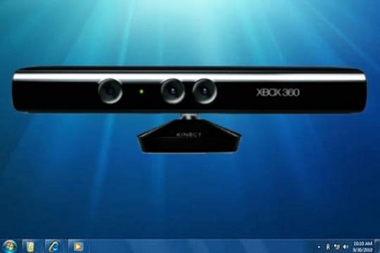 Windows 8 :  le SDK de Kinect mis à jour le 8 octobre
