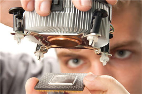 Intel Core i7 Extreme passe la barre des 3 Ghz