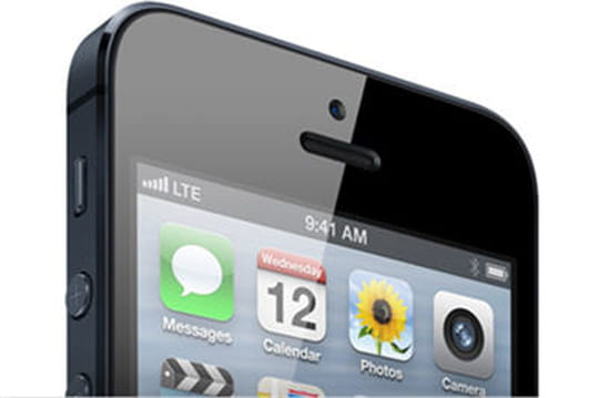 L'iPhone 5 n'est pas compatible 4G en France