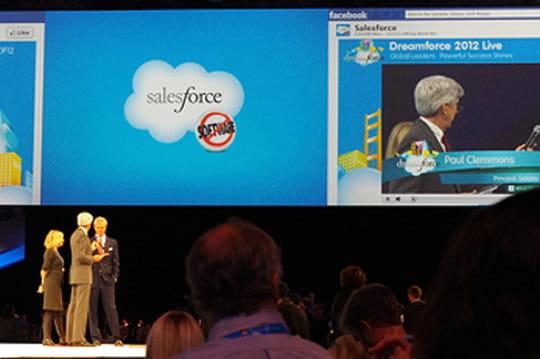 Java : Salesforce veut concurrencer Oracle et IBM dans le Cloud