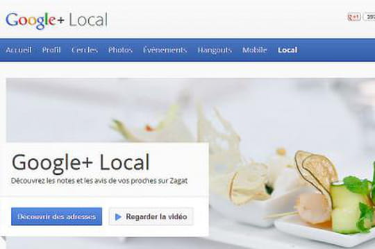 SEO Local avec Google+ local