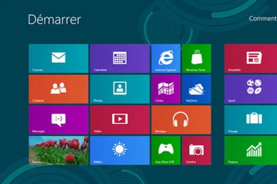 Windows 8 : une ultime mise à jour avant la sortie de la version finale