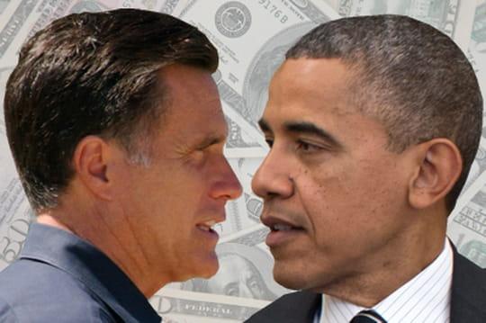 Donateurs Obama et Romney