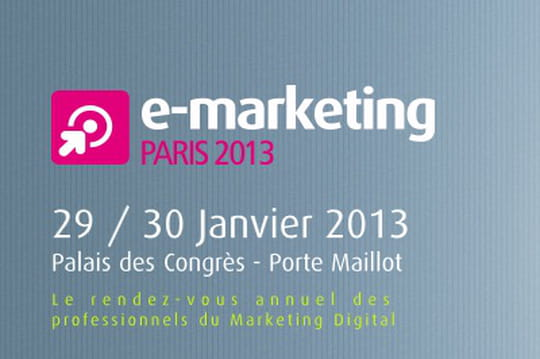 Les huit lauréats des E-Marketing Awards 2013 sont...