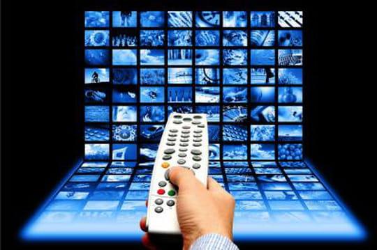Infographie : Catch-up TV et VOD trustent les usages de TV connectée