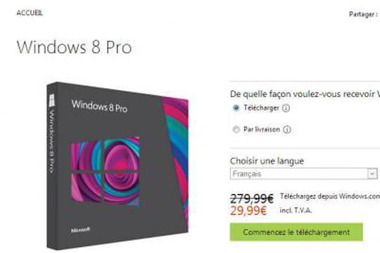 Windows 8 coûte désormais quatre à dix fois plus cher