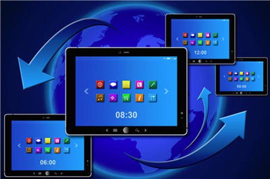 Mini tablettes pour travailler ?