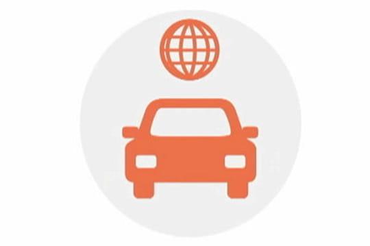 Marché voitures connectées