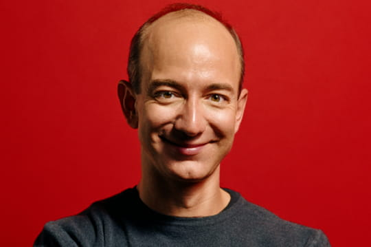 Biographie de Jeff Bezos