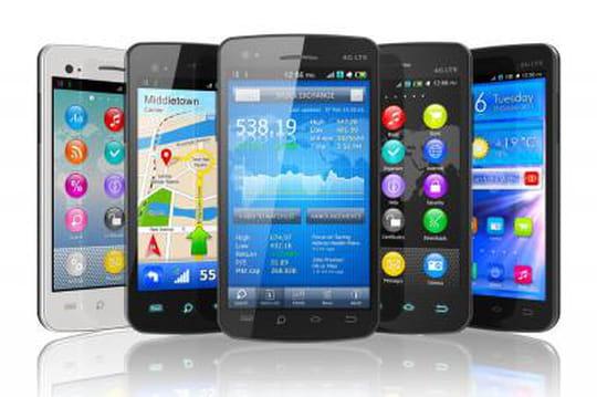 Les ventes de mobiles chutent en Europe, Apple distancé par Android