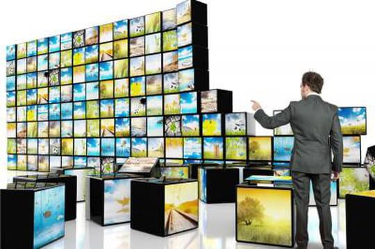 Publicité TV numérique