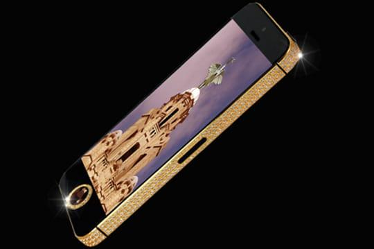 Téléphone le plus cher