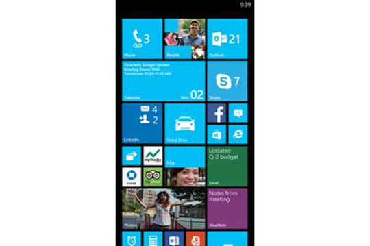 Windows Phone en entreprise