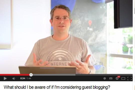 SEO : Google dénonce les abus du guest blogging