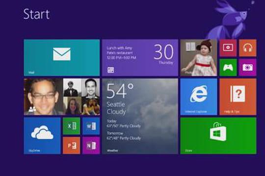 Windows 8.1 : Microsoft teste une nouvelle version en interne
