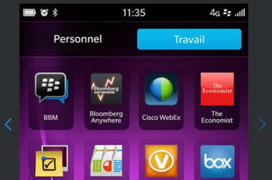 BlackBerry poursuit son ouverture vers Android et Windows Phone