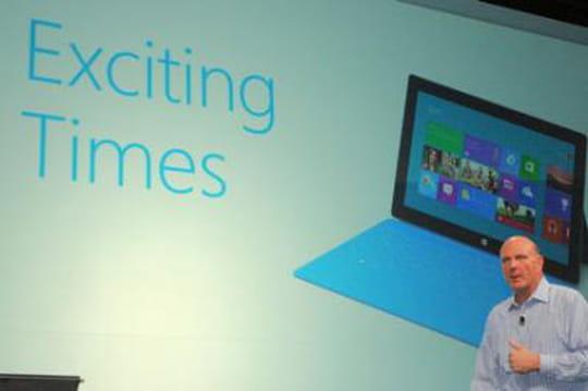 Futur PDG de Microsoft : Hans Vestberg, PDG d'Ericsson, en lice