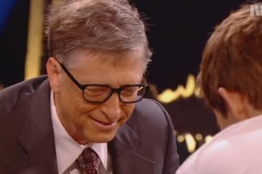 Bill Gates échecs