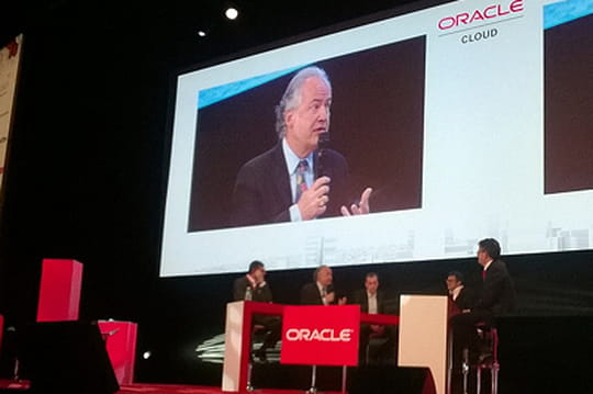 Oracle CloudWorld Paris