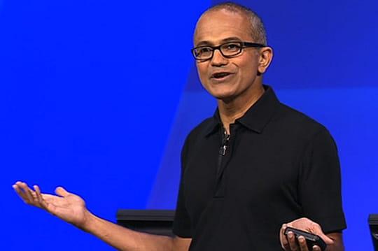 Satya Nadella : CEO de Microsoft