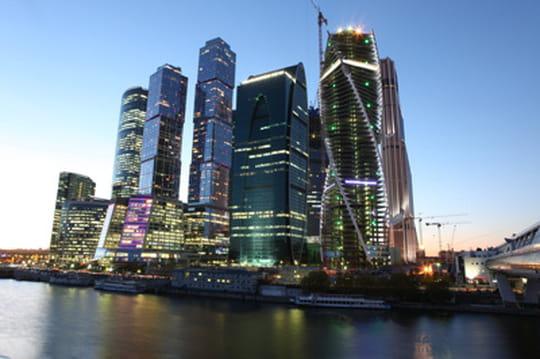 Plus grandes entreprises russes