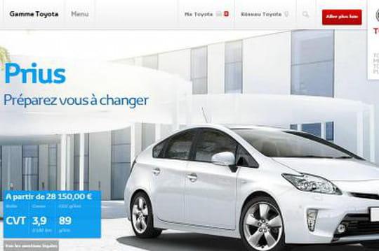 Bug logiciel : Toyota rappelle plus de la moitié de ses Prius