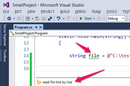 Visual Studio 2013 s'intègre à Stack Overflow