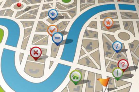 Google crée un smartphone qui cartographie en 3D