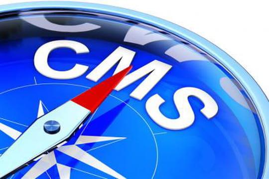 CMS site web français