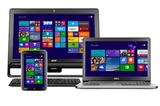 Windows8.1 bientôt gratuit ?