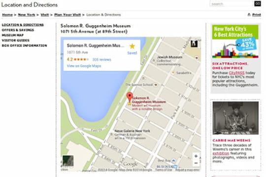 Google Maps Embed : la personnalisation de cartes facilitée