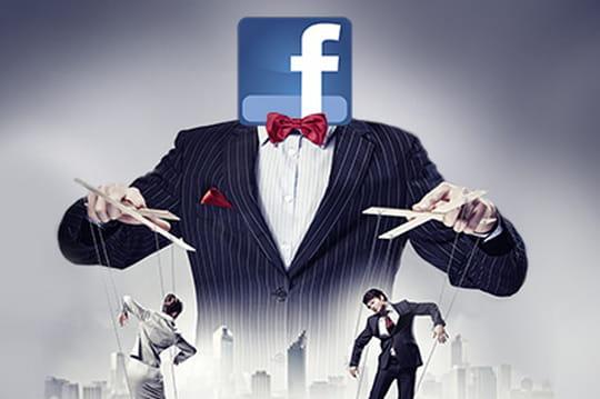 Facebook liaisons dangereuses agences
