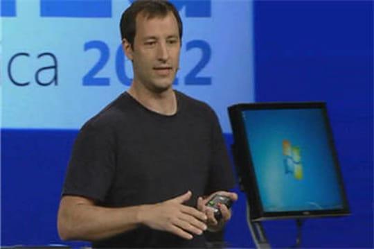 Microsoft perd l'un de ses vétérans Windows et Office